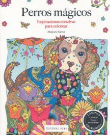 Mandala Perros mágicos