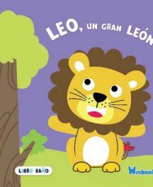 Leo un gran león