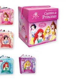 Cofre cuentos de princesas