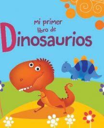 Mi primer libro de animales de dinosurios