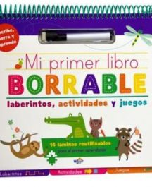 Mi primer libro borrable