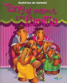 Tony el mamut y su familia