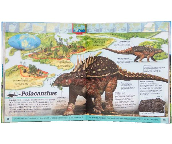 En la tierra de los dinosaurios