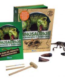 Kit de excavación dinosaurios