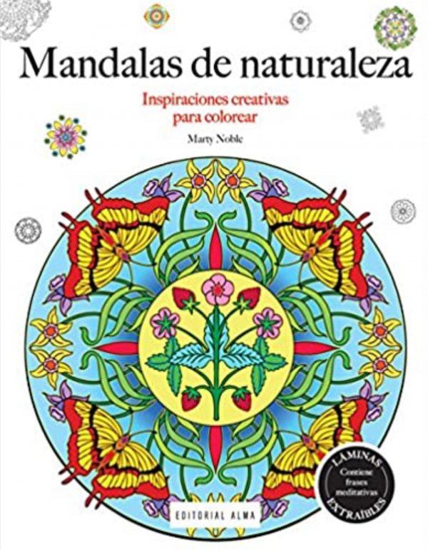 Mandalas de naturaleza