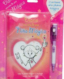 Diario secreto de una niña mágica