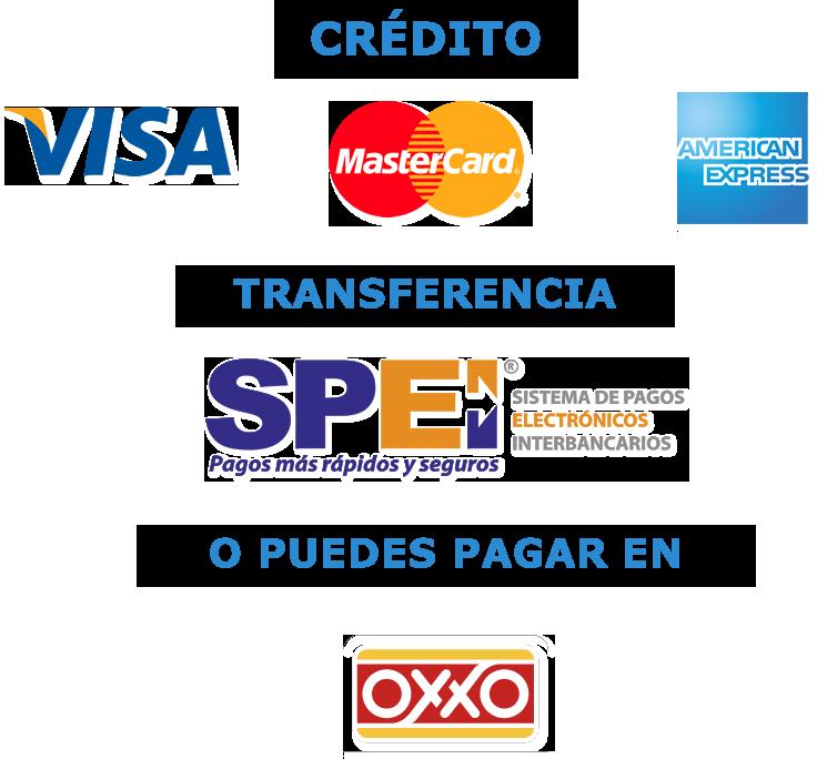 Formas de pago Ediciones Winbook