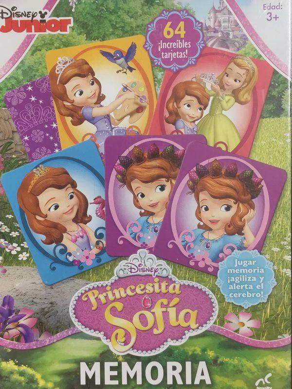 Memorama Pincesita Sofía
