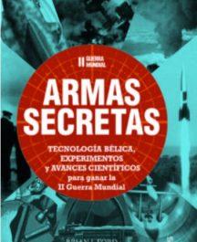 armas secretas 2da guerra mundial