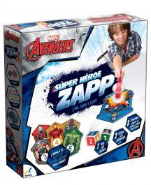 Súper héroe Zapp