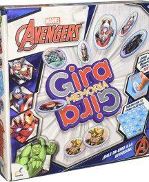 Gira Memoria Avengers