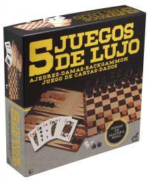 5 juegos de mesa de lujo