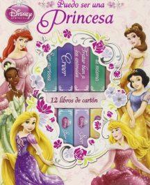 Biblioteca 12 libros puedo ser una princesa