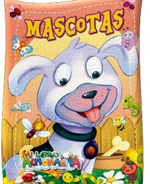 Libro almohada de mascotas