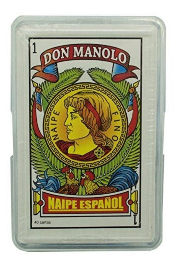 Baraja Don Manolo