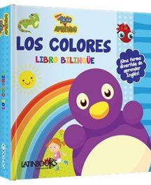 Los colores libro bilingüe