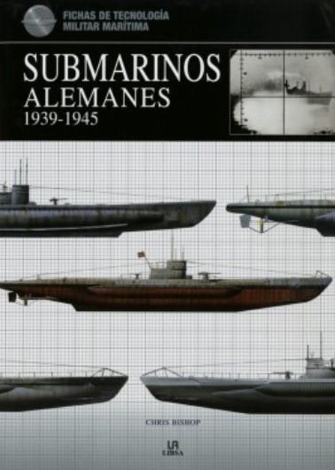 Libro de Submarinos alemanes