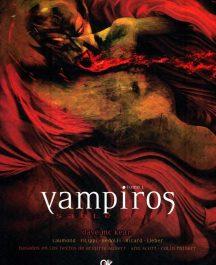 VAMPIROS TOMO 1 SABLE NOIR