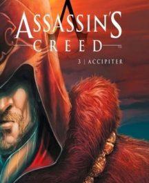 ASSASSIN'S CREED TOMO 3 ACCIPITER