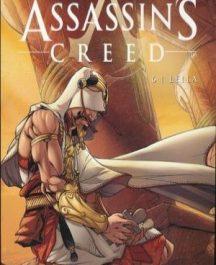 ASSASSIN'S CREED TOMO 6 LEILA