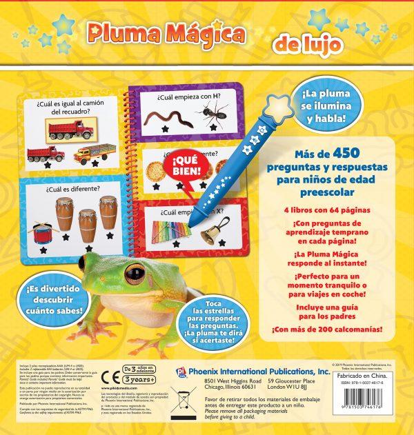 PLUMA MÁGICA DE LUJO