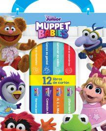 MI PRIMERA BIBLIOTECA DE 12 LIBROS MUPPET BABIES